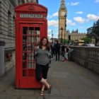 Laura in London!